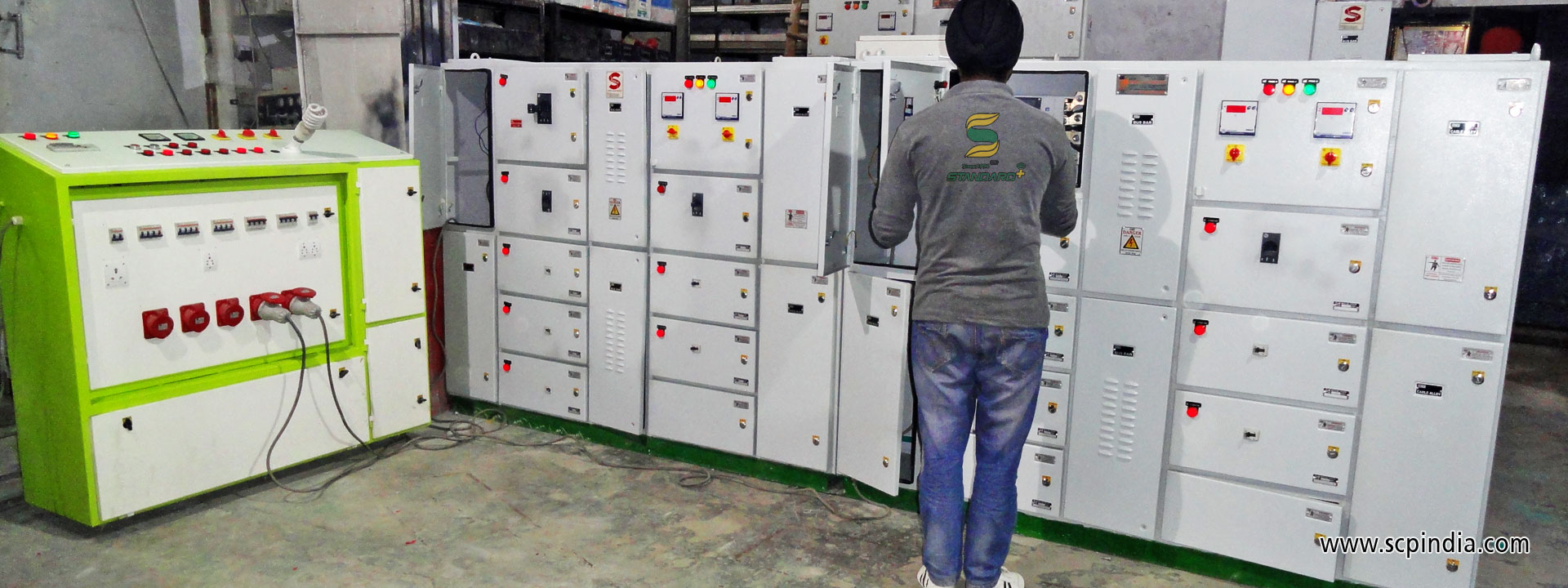 automation control panel, electrical control panels manufacturers ...