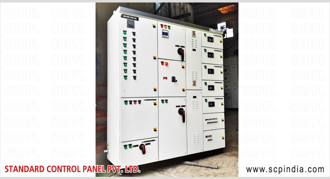 Main Distribution Board Mdb Panel Manufacturers India