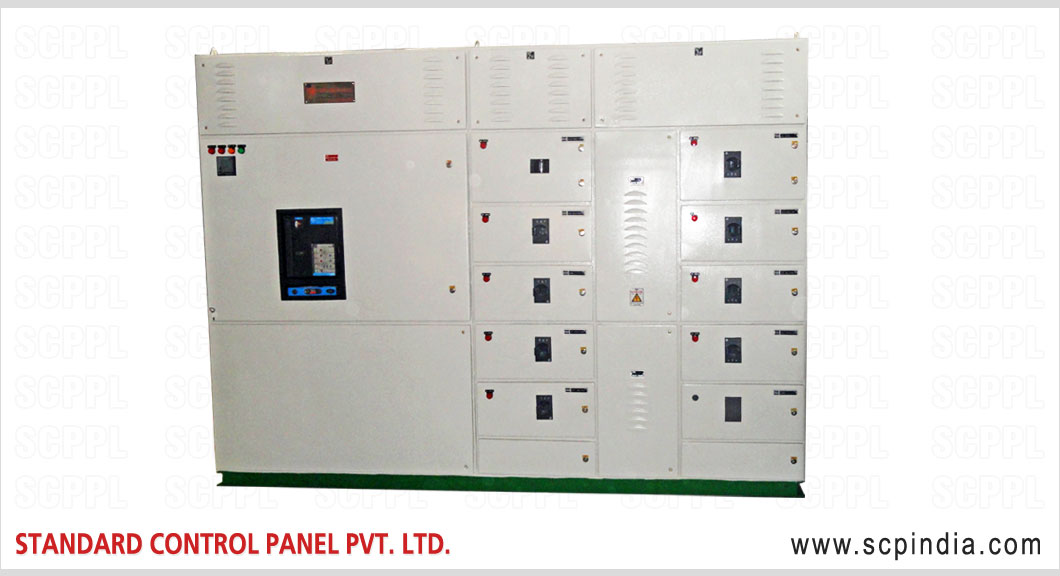 Customised Electrical Control Panel, OEM Control Panel manufacturers ...